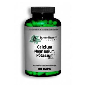 Calcium, Magnesium and Potassium - Product Image