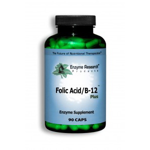 Folic Acid and B12 Plus - Product Image